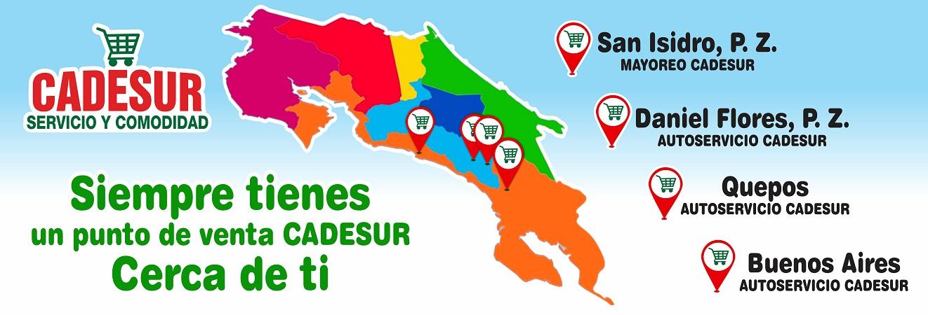 51 Mapa PDV Cadesur